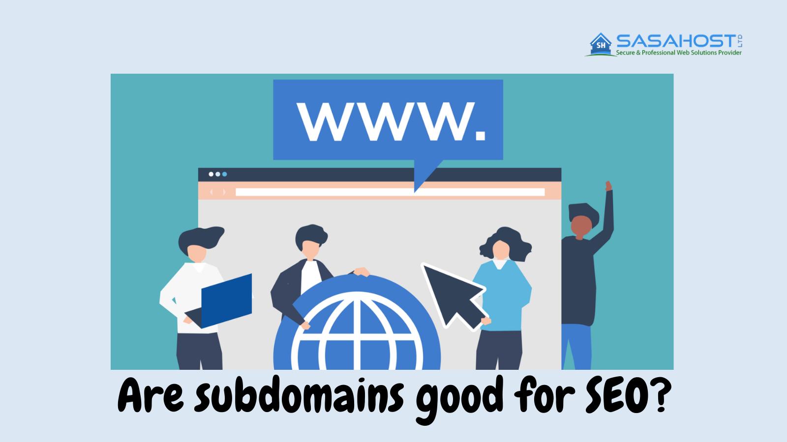 subdomains