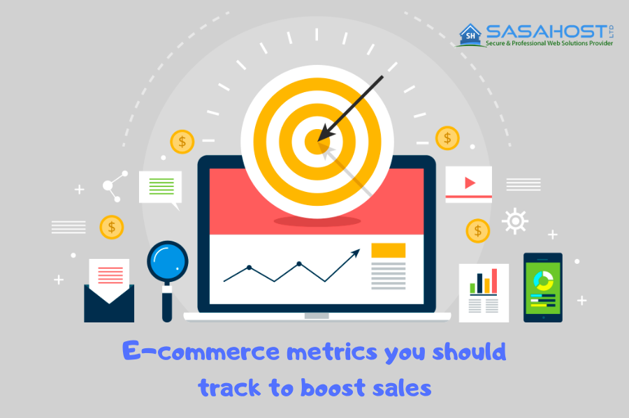 E-commerce metrics you should track to boost sales