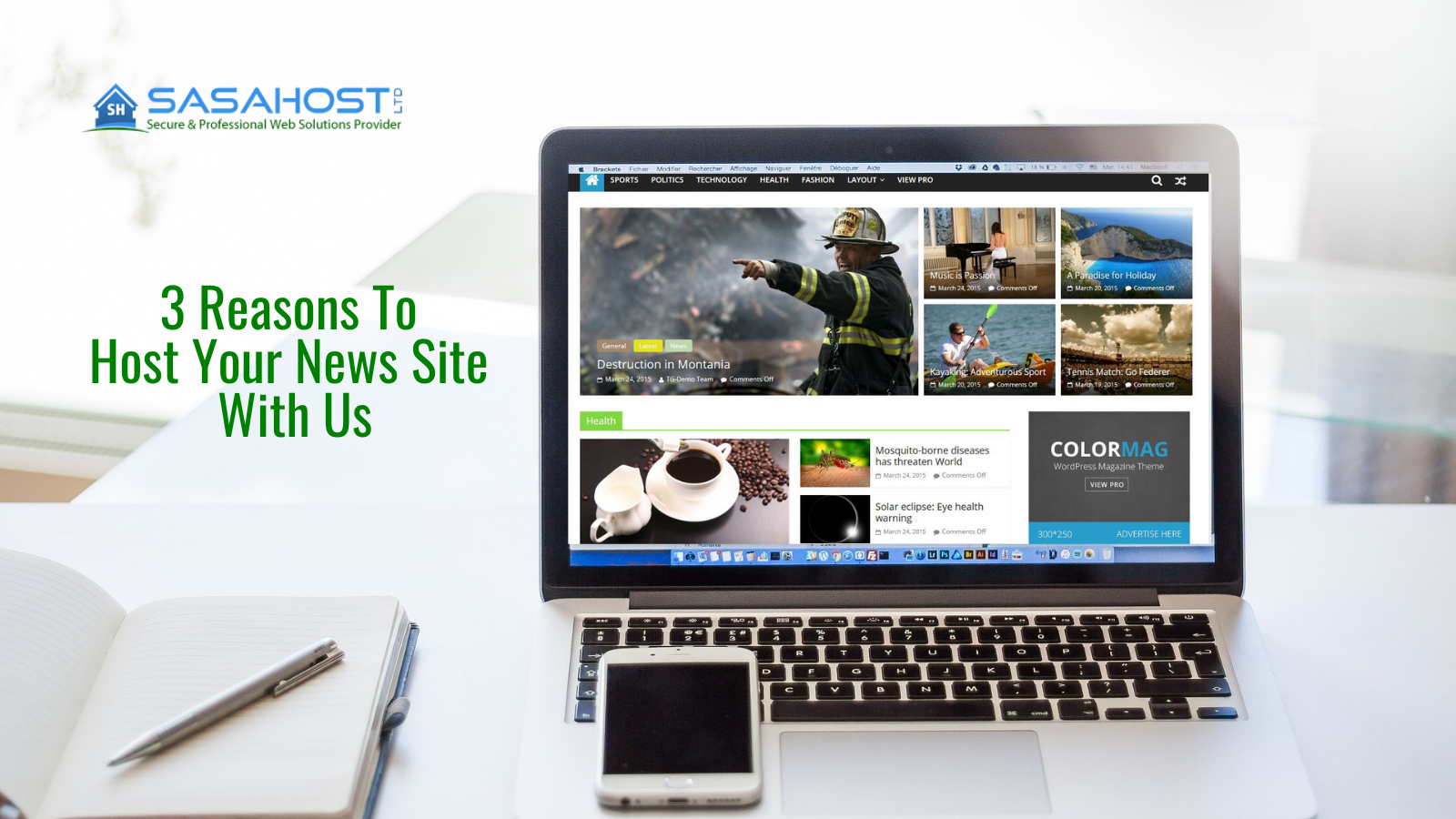 news site owner